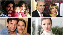 ¿Qué fue de los viudos de Karla Álvarez, Edith González, Lorena Rojas y otros famosos actores?