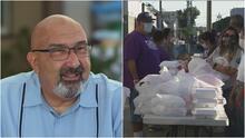 Tras 18 años en la cárcel, este expandillero ayuda a miles de indigentes con comida gratis
