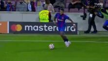 ¡Hizo recordar a Ronaldinho! Depay da un pase y ve para otro lado