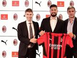 Olivier Giroud deja el Chelsea para fichar por el AC Milan