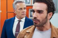 Sergio despidió a Martín de su trabajo al saber de su romance con Alicia