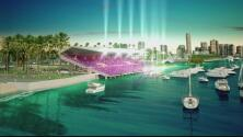 Quieren rescatar el Estadio Marino de Miami