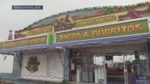 Autoridades sanitarias del condado de Wake inspeccionan puestos de comida de la Feria Estatal
