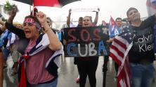 Golpes, detenciones arbitrarias y otros abusos: así es la represión del régimen cubano ante las protestas en la isla