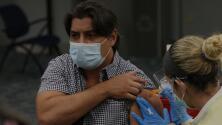 El Aeropuerto Internacional de Fresno Yosemite aplica vacunas contra el coronavirus