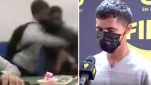 Enfrentan cargos adolescentes sospechosos de propinar golpiza a estudiante en la cafetería de su preparatoria