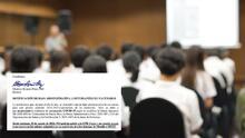 """""""No tendrán acceso a sus cursos en los salones"""" UPR de Cayey da de baja a estudiantes no vacunados"""