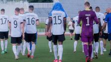 Honduras niega racismo en amistoso contra Alemania