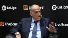 """Presidente de LaLiga: """"El Mundial cada dos años es una frivolidad"""""""