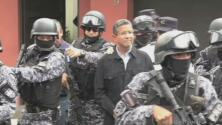 Indignación y dolor por la muerte del ex presidente salvadoreño