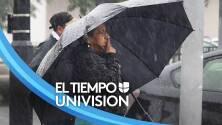 Tus planes al aire libre pueden afectarse por la lluvia en la mañana de este jueves en Nueva York