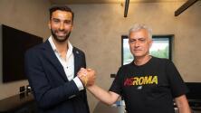 Mourinho se lleva a la Roma al portero Rui Patricio