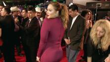 Las curvas de Chiquis Rivera fueron peligrosas en Premios Bandamax