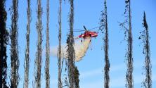 El 'Pawnee Fire' ha consumido más de 13,000 acres en el sur de California