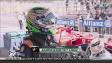 Sergio Pérez permanecerá un año más en Force India