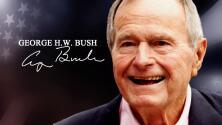 George H.W. Bush 1924-2018: Recuento de la vida del expresidente 41 de Estados Unidos