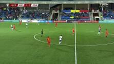 Resumen del partido Andorra vs Inglaterra