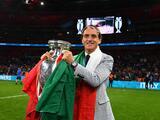 Roberto Mancini: En los penaltis también hay que tener suerte