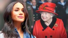 ¿Reconciliación en puerta? Meghan Markle habría pedido reunirse con la reina Isabel (esto es lo que sabemos)
