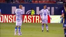 Resumen del partido Atlético San Luis vs Querétaro
