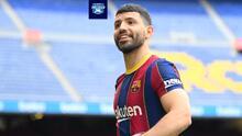 El 'Kun' Agüero está listo para volver: ¿será la salvación del Barcelona?