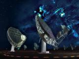 Detectan misteriosas señales de radio provenientes del centro de nuestra galaxia
