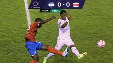 ¡Sin daño! Honduras y Costa Rica se nulifican en San Pedro Sula
