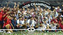 El apabullante dominio de la Liga MX en la Concacaf Champions League