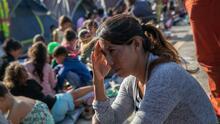 """Biden prometió que """"nos iba a dar una oportunidad"""": migrantes devueltos a México no pierden la esperanza de entrar a EEUU"""