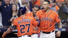 ¡Ganan los Astros!: el equipo pasa por encima de los Bravos en el segundo juego de la Serie Mundial