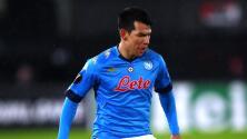 'Chucky' va como titular con el Napoli ante la Real Sociedad
