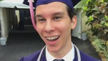 El canto le cambió la vida a este joven exempleado de un McDonald's