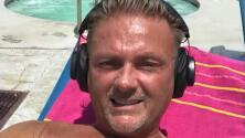 Muere tras darse un baño de sol junto a la piscina durante la ola de calor en California