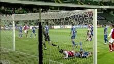 Comienza a perfilarse la goleada: Nørgaard pone el 0-3 de Dinamarca