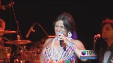 Lila Downs deleita con su música al público de Sacramento