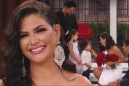Ana Patricia se despide de Enamorándonos con una tierna sorpresa de sus hijos y su esposo