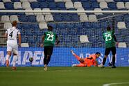 Juventus derrota a Sassuolo con marcador de 3-1 durante la Jornada 36 en la Serie A. Rabiot, Ronaldo y Dybala le dieron la victoria a la 'Vecchia Signora', mientras que el único tanto para el equipo local fue por parte de Giacomo Raspadori.