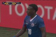 ¡Oso de Haití! Derick Etienne falla en el mano a mano
