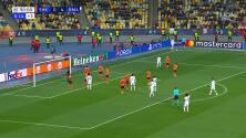¡Llegó la 'manita'! Karim Benzema puso el 0-5 del Real Madrid