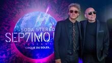 Miembros originales de la banda Soda Estéreo están en Miami para darle una sorpresa a sus seguidores