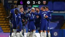 Chelsea golea al West Ham y deja atrás la mala racha