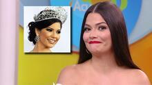 Antes de Nuestra Belleza Latina, Ana Patricia estuvo en otros dos concursos de belleza y recuerda que no ganó