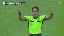 ¡Otro susto! El VAR le anula el cuarto gol a Cruz Azul