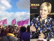 """""""Al hombre se le da su lugar"""": Wanda Rolón dice que el movimiento feminista busca desplazar al varón"""