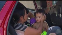 Expectativa y felicidad: Todo está listo para que el pequeño Christopher Ramírez regrese a su hogar