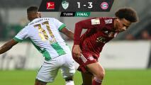 Bayern Múnich no se despeina y golea al Greuther Fürth