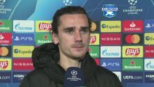 """Antoine Griezmann: """"No hemos entrado en el partido"""""""