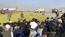 EEUU intensifica la evacuación de civiles de Afganistán: planea trasladar entre 5,000 y 9,000 personas por día