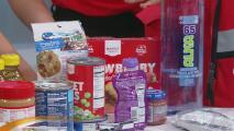 Esta es la comida que debes almacenar en caso de enfrentar un temblor o una emergencia