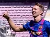 """Luuk de Jong dice que llegar al Barça """"es un sueño hecho realidad"""""""